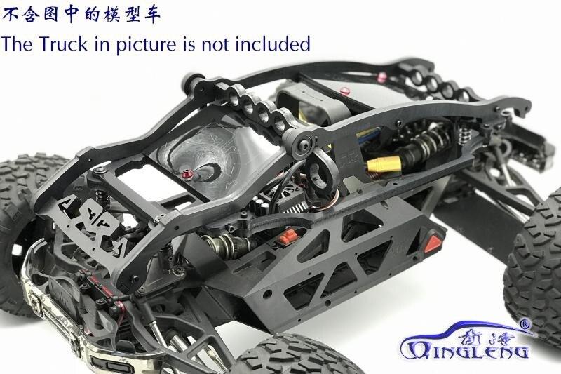 Rc voiture cage housse de protection en nylon cadre pour ARRMA GROS ROCHER FAZONRc voiture cage housse de protection en nylon cadre pour ARRMA GROS ROCHER FAZON