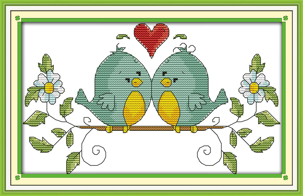 Arts And Crafts Cross Stitch Patterns