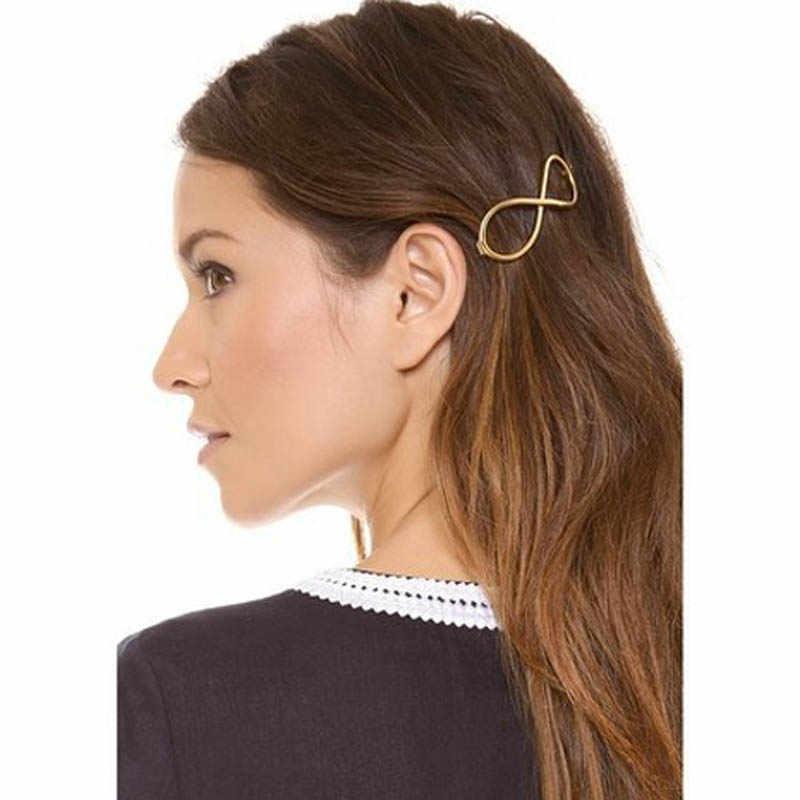 Fashion Rambut Barrette Jepit Rambut Klip Rambut Aksesoris untuk Wanita Wanita Hairdryer Rambut Clamp Klip Rambut Hiasan Hiasan Kepala F1