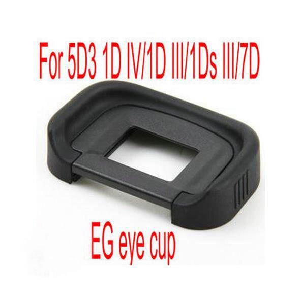 100Pcs <font><b>EG</b></font> Eyecup EyePiece Viewfinder <font><b>Eye</b></font> <font><b>Cup</b></font> <font><b>For</b></font> <font><b>Canon</b></font> EOS 1D 1Ds Mark III 1D Mark <font><b>IV</b></font> 5D III 7D