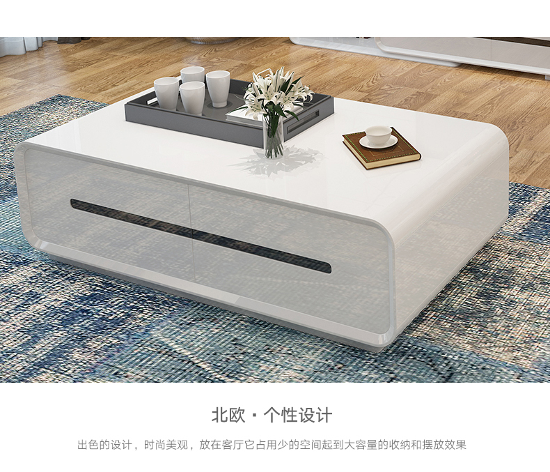Natural designer wooden panel Coffee Table Living Room Home Furniture minimalist modern rectangle mesas de centro table basse coffee table