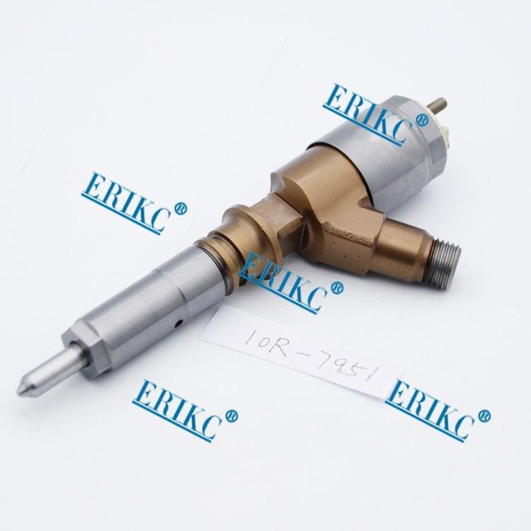 ERIKC 326-4700 (317-2300) Chat diesel injecteur 32F61-00062 2645A753 pour C6.6 d18m01y13p4752, 320D 323D moteur