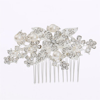 Bride Hair Decoration High Pearl The Accessories And The United States Ornaments Bride Hair Three Sets