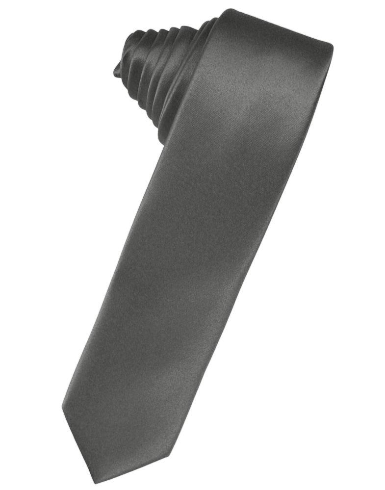New Mens Charcoal Grey Tuxedo Vest BowTie Set Formal Groomsmen Wedding Prom Gray 2