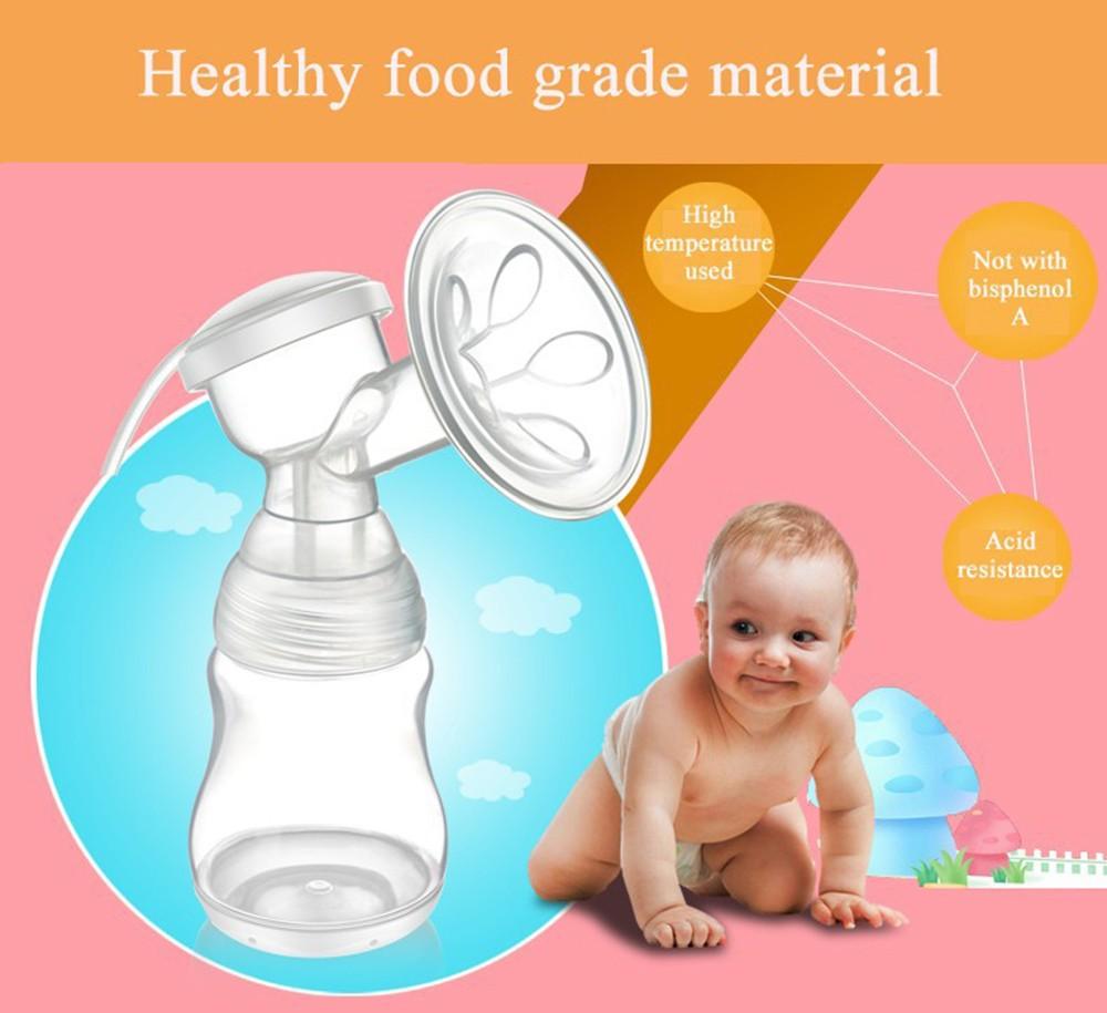 Electric-Breast-Pump-Milk-Automatic-Baby-Products-Milk-Sucking-Breastpump-Starter-Advanced-Pink-Postpartum-Breast-Feeding-Breast-Milk-T0101 (6)