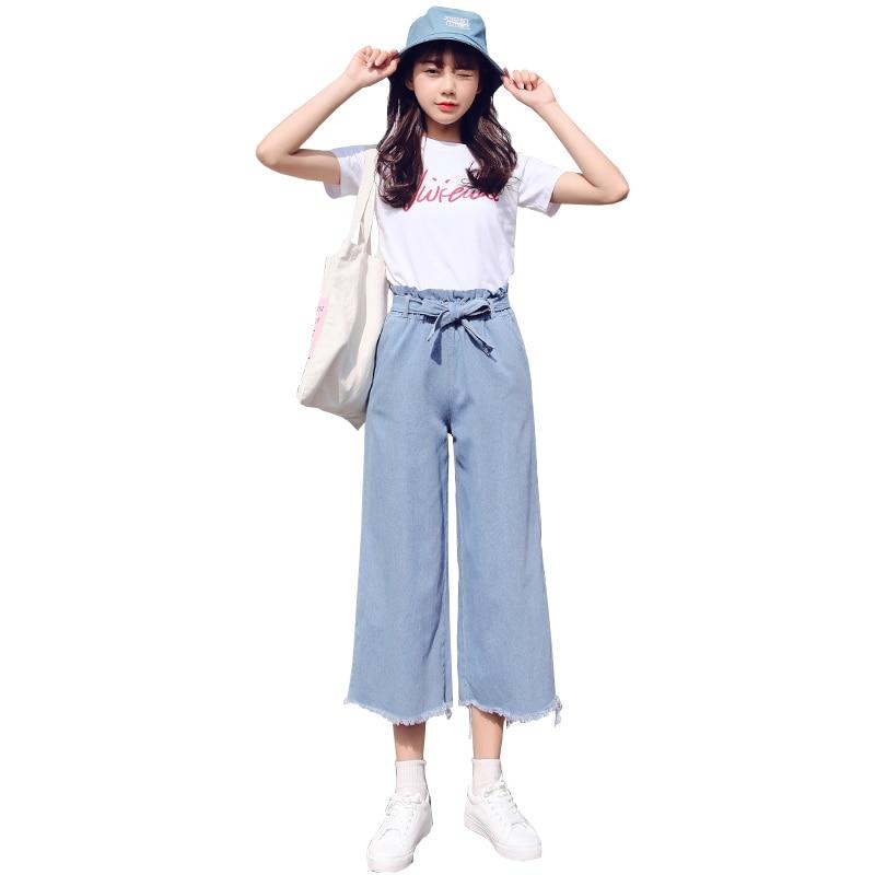1b3a4eb07eab Tafforda 2018 D. Tafforda 2018 D été Nouvelle Mode Haute-taille Jeans Femme  ...