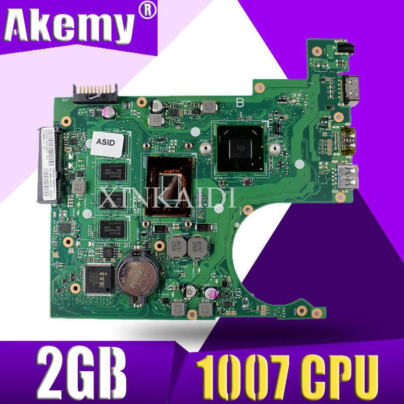 X200CA For ASUS X200C X200CA X200CAP Laptop Motherboard 1007 CPU 2GB MEMORY motherboard REV2.1 100% Test WORKX200CA For ASUS X200C X200CA X200CAP Laptop Motherboard 1007 CPU 2GB MEMORY motherboard REV2.1 100% Test WORK