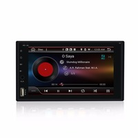 KLYDE 6.2 2 din Universal Full touch Android 8.1 8 core Android 7.1 RAM 2GB Capacitive multi touch screen Car Radio