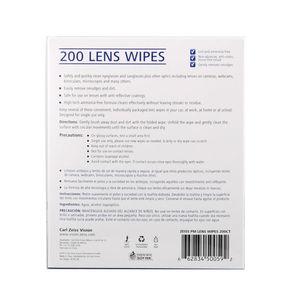 Image 4 - Toalhetes de Limpeza de Lentes Zeiss Pré Umedecido 220 Contagem vsgo 안경닦이 чистка обьектива lente kit de limpeza