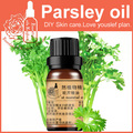 Free shopping 100% Pure plant essential oils parsley oil 10ml antibacterial, antispasmodic, dispels flatulence