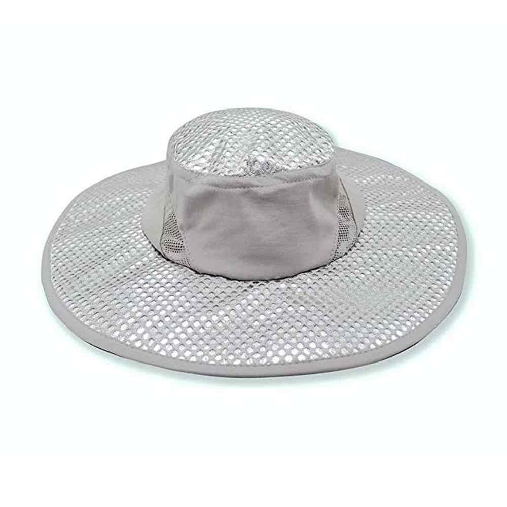 3231c8f3d Outdoor Cooling Bucket Caps Arctic Hat With UV Protection Sunscreen Cooling  Camping Hiking Beach Fishing Accessories 2019 New