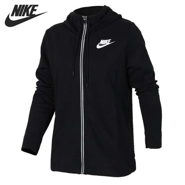 24d4c27ac6f5 Original New Arrival NIKE AS W NSW AV15 HOODIE FZ Women s Jacket Hooded  Sportswear