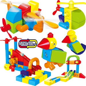 Magnetic Toys for Children Con