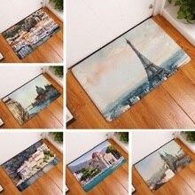 Alfombra Vintage pintura persuasiva ante felpudo casa Decoración Cocina al aire libre alfombra de baño alfombra de 40x60 cm alfombra de baño Baño alfombras