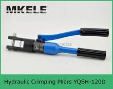 MK-YQSH-120D Гидравлическая Опрессовка Плоскогубцы, кусачки плоскогубцы, тяжелых плоскогубцы
