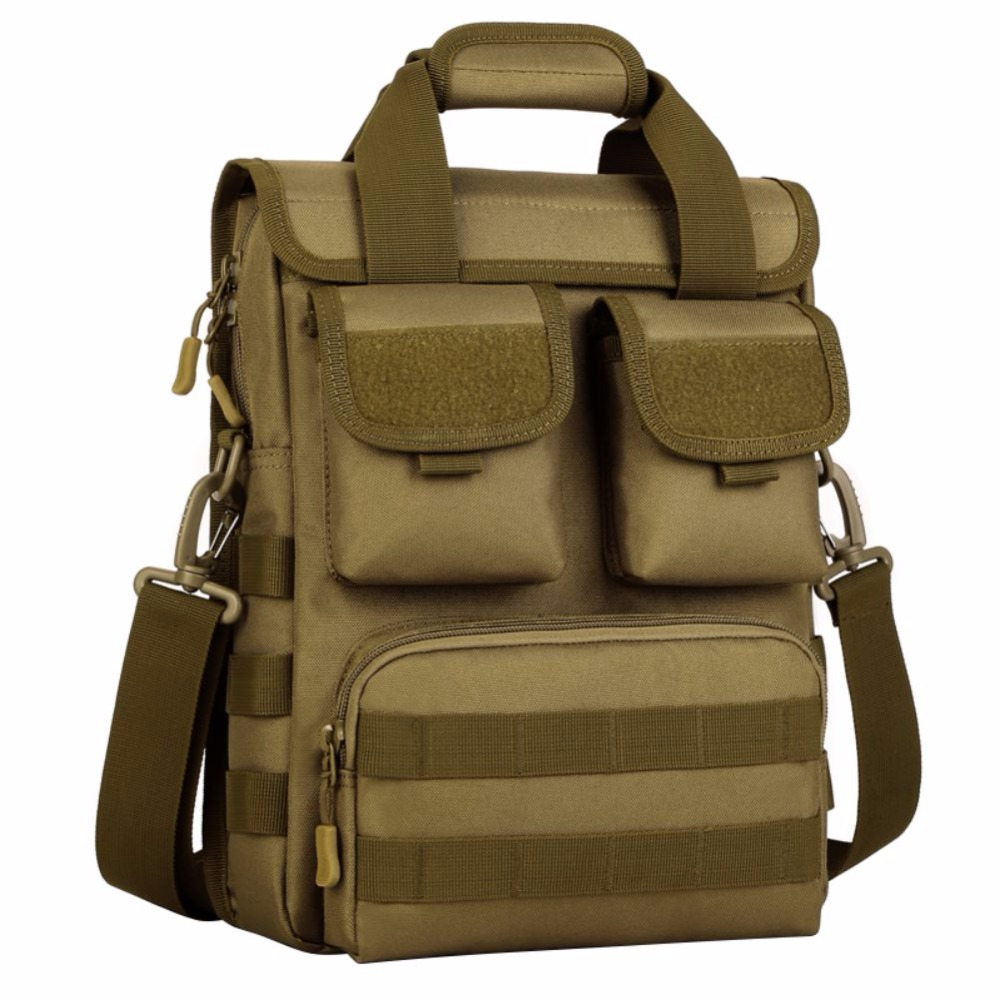 Outdoor Climbing Military Tactical Rucksacks Sport Camping Hiking Trekking Commuting Single Shoulder Bags New