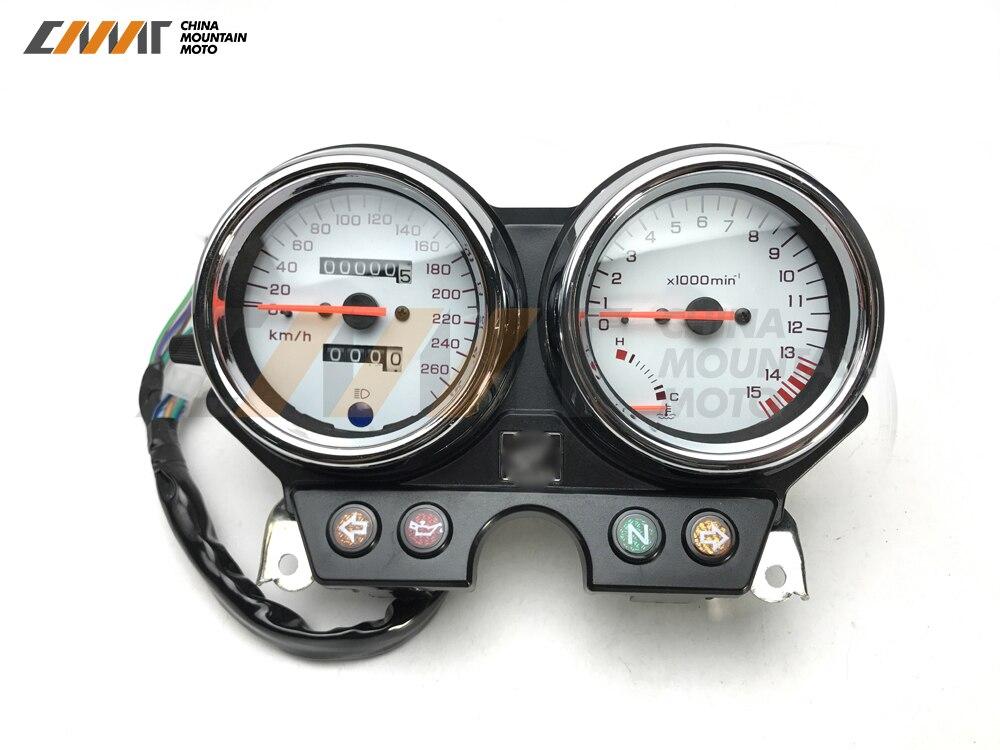 Nuovo Tachimetro Calibri Tachimetro Cluster per Honda CB600 Hornet 600 1996-2002