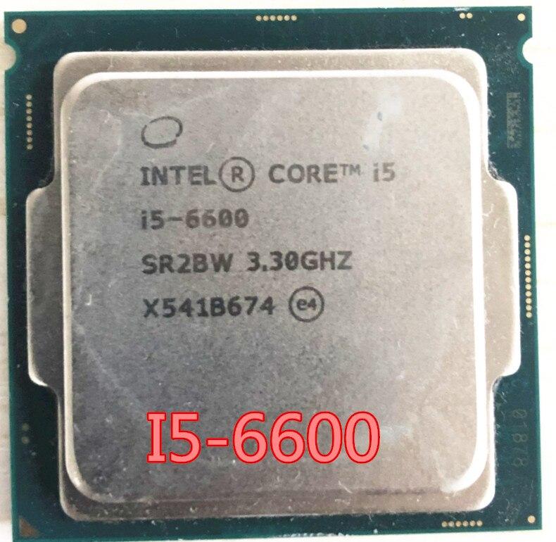 Процессор Intel Core i5 6600 3,3 ГГц 6 Мб кэш памяти четырехъядерный процессор LGA1151 для настольного компьютера|Процессоры|   | АлиЭкспресс