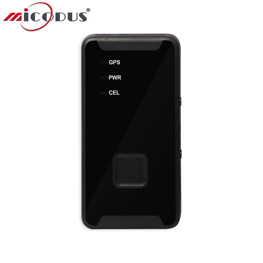 Traqueur personnel GPS 3G WCDMA Queclink GL300W étanche 1700 mAh dispositif de suivi de voiture de véhicule utilisation globale localisateur GSM UMTS HSDPA