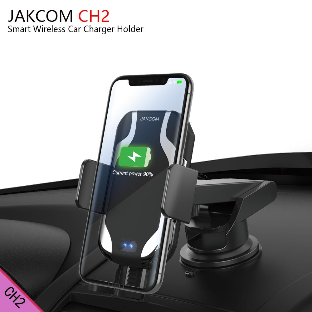 JAKCOM CH2 Smart Wireless Car Charger Holder Hot sale in Chargers as carregador veicular caricabatterie eu plug