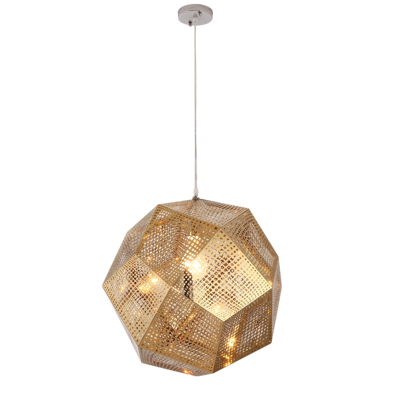 GZMJ LED vintage pendant light hanging lamps hanglamp globe pendant lamps suspension luminaire Fixtures luminaire home lighting xinqite home furnishing ornaments product suspension globe round 3 inch 85mm blue english version of the spot