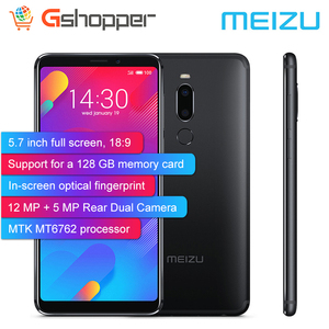 "Image 2 - הגלובלי גרסה Meizu M8 V8 4GB 64GB ROM נייד טלפון Helio P22 אוקטה Core 5.7 ""מלא מסך 12.0MP מצלמה טביעות אצבע Smartphone"