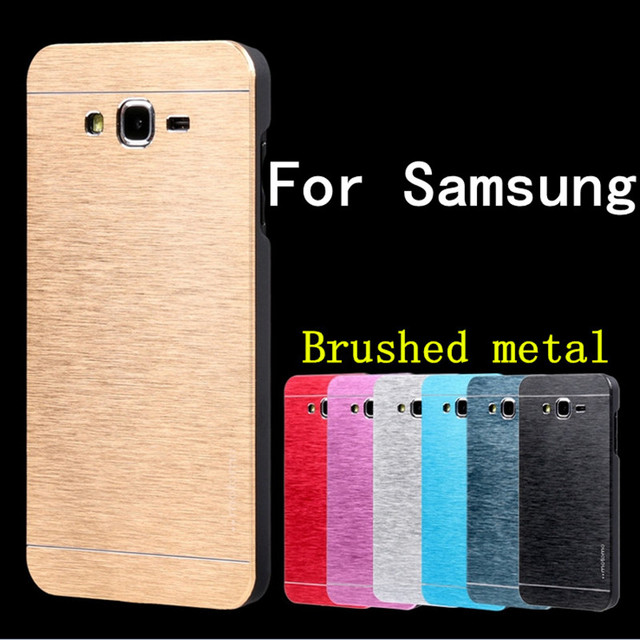 17030e5a2 luxury motomo hybrid aluminum metal case for samsung galaxy S5 S6 S7 Edge  A5 A510 A7 J3 J5 J7 2015 2016 back cover phone case
