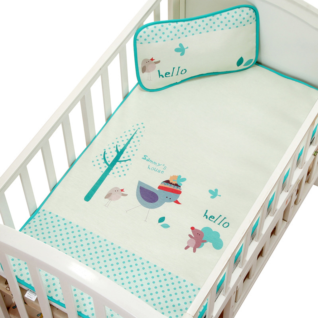 Newborn Baby Changing Pad Infant Child Bed Cloth Diaper Inserts Crib Reusable Cotton Durable Washable Urine Mat Cover Mat Crib