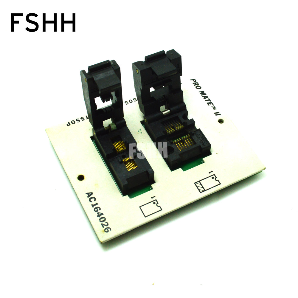 AC164026 Adapter module FOR PROMATEII PIC16C50514PSOIC-TSSOP