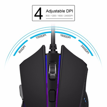 TECKNET-2400-DPI-USB-Wired-Gaming-Mouse-1