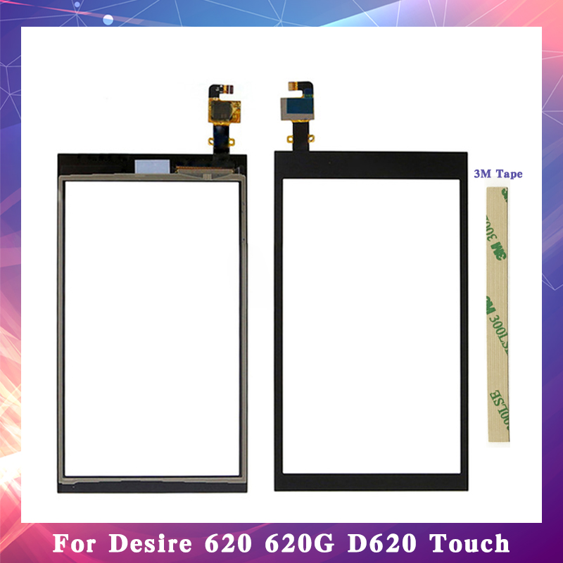 High Quality 5.0 For HTC Desire 620 620G D620 Touch Screen Digitizer Sensor Outer Glass Lens Panel ReplacementHigh Quality 5.0 For HTC Desire 620 620G D620 Touch Screen Digitizer Sensor Outer Glass Lens Panel Replacement