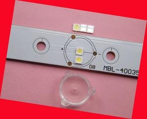 Image 3 - 200 개/몫 수리 용 philips cool hisense led lcd tv 백라이트 기사 램프 smd led 3535 3 v 냉 백색 발광 다이오드