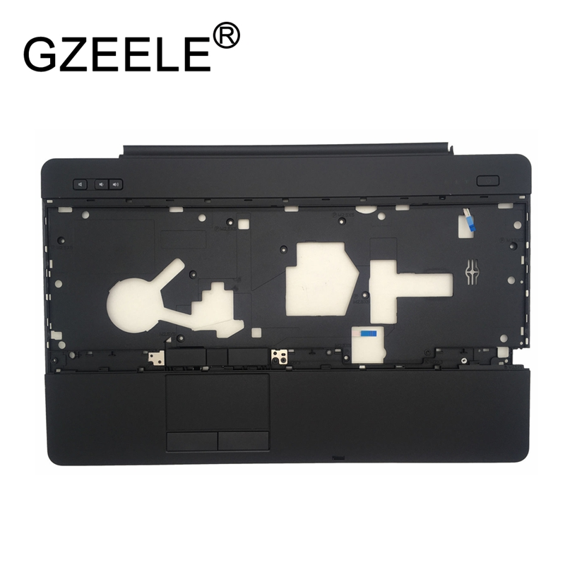 GZEELE New For DELL Latitude E6540 Laptop Palmrest CHB02 0GPV9K GPV9K YG80M W Touchpad Assembly upper