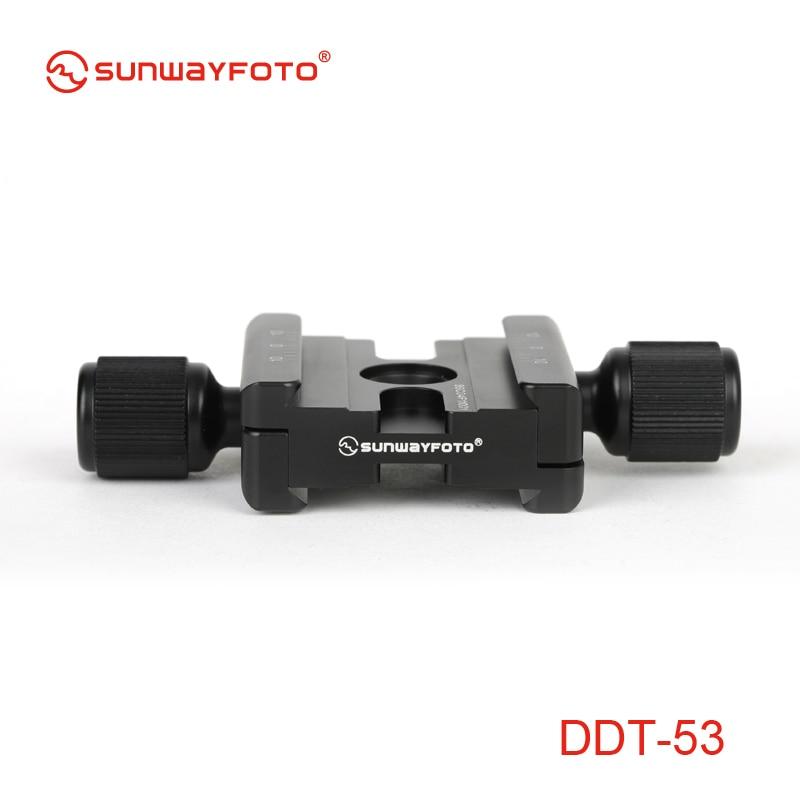 SUNWAYFOTO DDT-53 Штатив для швидкого - Камера та фото - фото 3