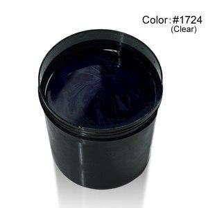 Image 5 - #820 Venalisa 1 كيلوغرام LED جل منشئ سميك 24 لون 1 كجم هلام بناء الجلي الصلب نقع قبالة هلام تمديد الأظافر