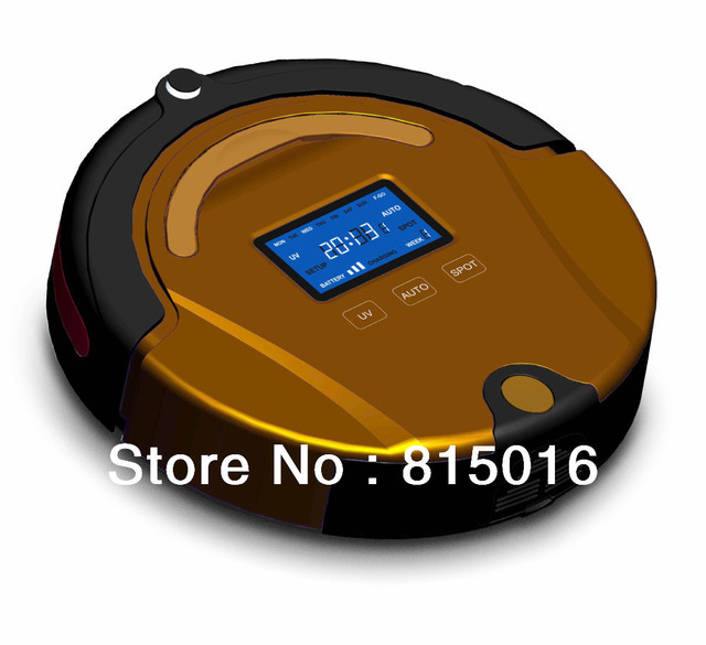 High quality 4 in 1Multifunctional Robot Vacuum Cleaner (Sweep,Vacuum,Mop,Sterilize),Auto Charging Robot Vacuum Cleaner