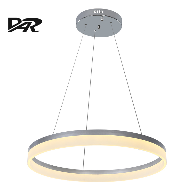 Chandeliers Modern Paint White Circles Lustre Led Chandelier Luminaire Living Room Led Ceiling Chandelier Indoor Lighting Fixtures Lamparas