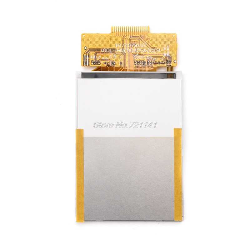 2.4inch 240x320 SPI TFT LCD Module Color Screen With Serial Port Driven 18Pin Driver IC ILI9341 4IO Digital Spare Parts