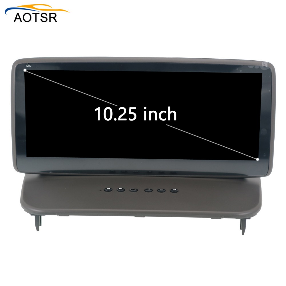 Big screen Android 6 0 Car dvd multimedia player head unit For Volvo S40 C30 2008