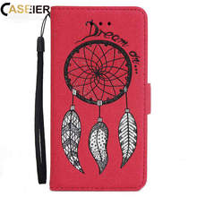 CASEIER Leather Case For iPhone XR X XS MAX Embossed Wind Chime Pattern Back Case For iPhone 6 5 7 Plus 8 Plus Card Holder Cover 4pcs include 1pcs big crown shape crib headrest cushion 1pcs long side mesh bumper 1pcs end cotton bed bumper 1pcs bed sheet