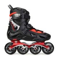 Japy Skate 100% Original Flying Eagle F7S Inline Skates Falcon Adult Roller Skating Shoes Slalom Sliding Free Skating Patines