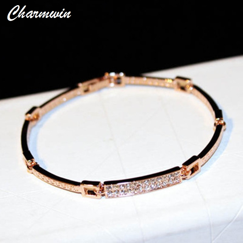 Charmwin Rose Gold Color...