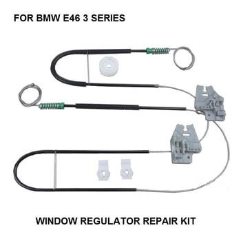 Dla BMW E46 serii 3 zestaw do naprawy regulatora okien przedni lewy/prawy 2001-2005