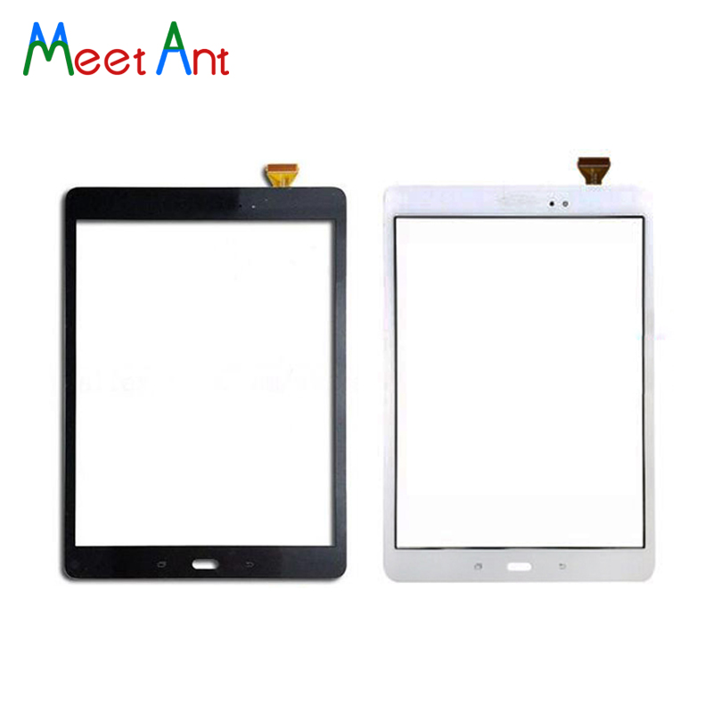 "10Pcs/lot 9.7"" For Samsung Galaxy Tab A 9.7 SM-T550 T550 T551 T555 Touch Screen Digitizer Sensor Front Outer Glass Lens Panel"