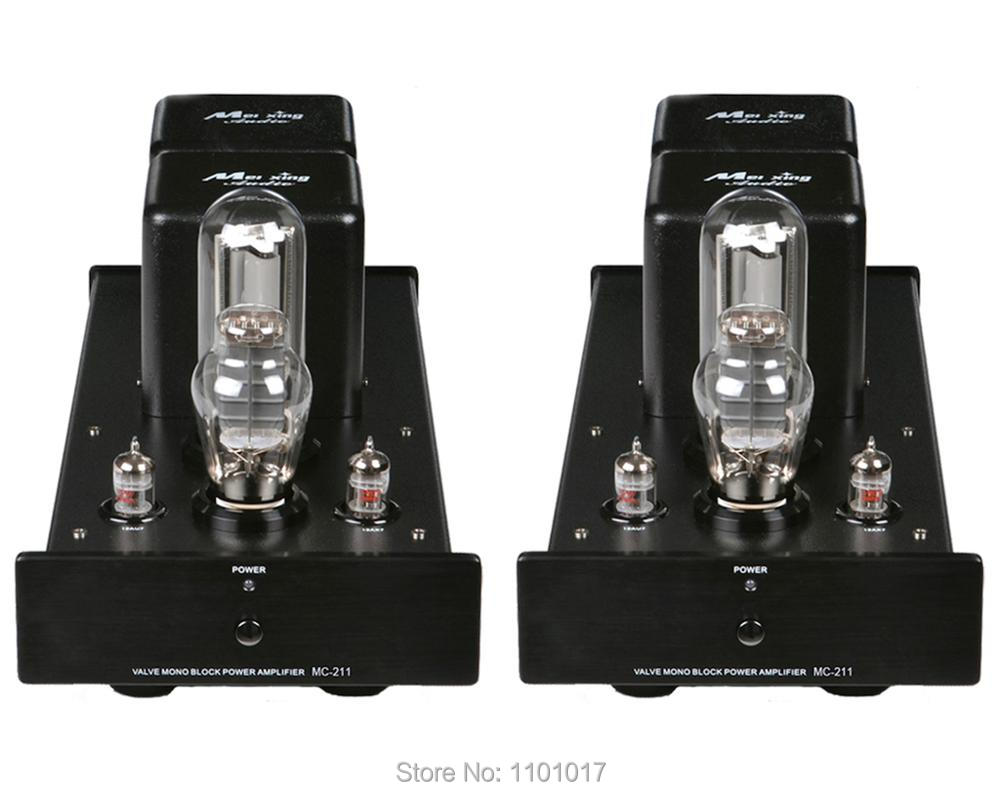 Meixing Mingda MC211 Platz Version MonoBlock Reinem Power <font><b>Tube</b></font> Amp HIFI EXQUIS MC-<font><b>211</b></font> 300B 2A3 <font><b>211</b></font> Lampe Verstärker image