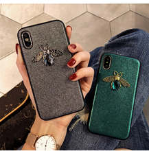 Fashion bee phone case
