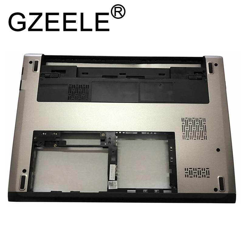 GZEELE New Laptop Bottom Base Case Cover For DELL Vostro 131 V131 For Latitude E3330 Chassis Shell Lower Silver K3N48 0K3N48