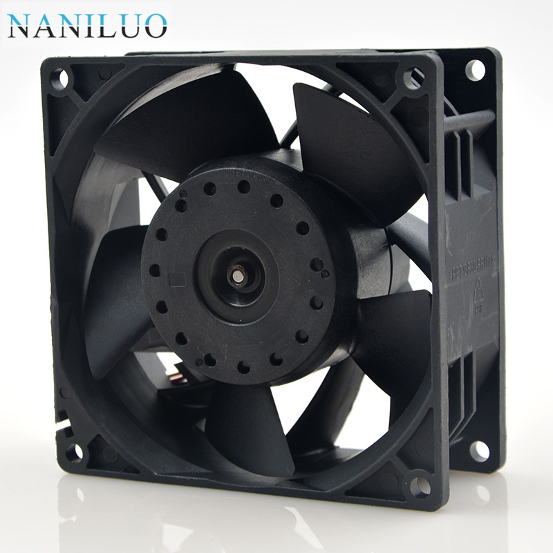 NANILUO Free Shipping 90*90*38mm For  PFR0912XHE 9CM 90mm 4.5A DC 12V For DELL Server Extensions Machine Cooling Fan