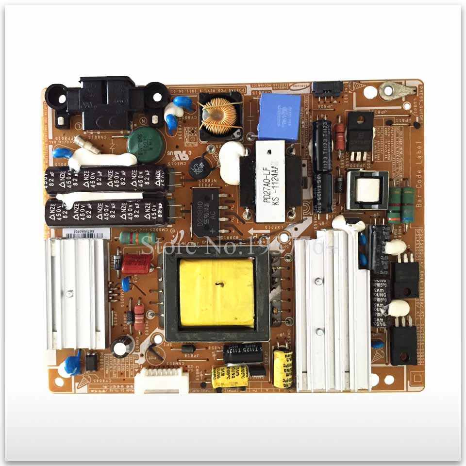 95% new original plate LT27A550 BN44-00450A BN44-00449A BN44-00450B PD27A0_BDY power supply board original bn44 00341a power supply backlight inverter for ln46c530f1fxza aa01 ln46c550j1fxza