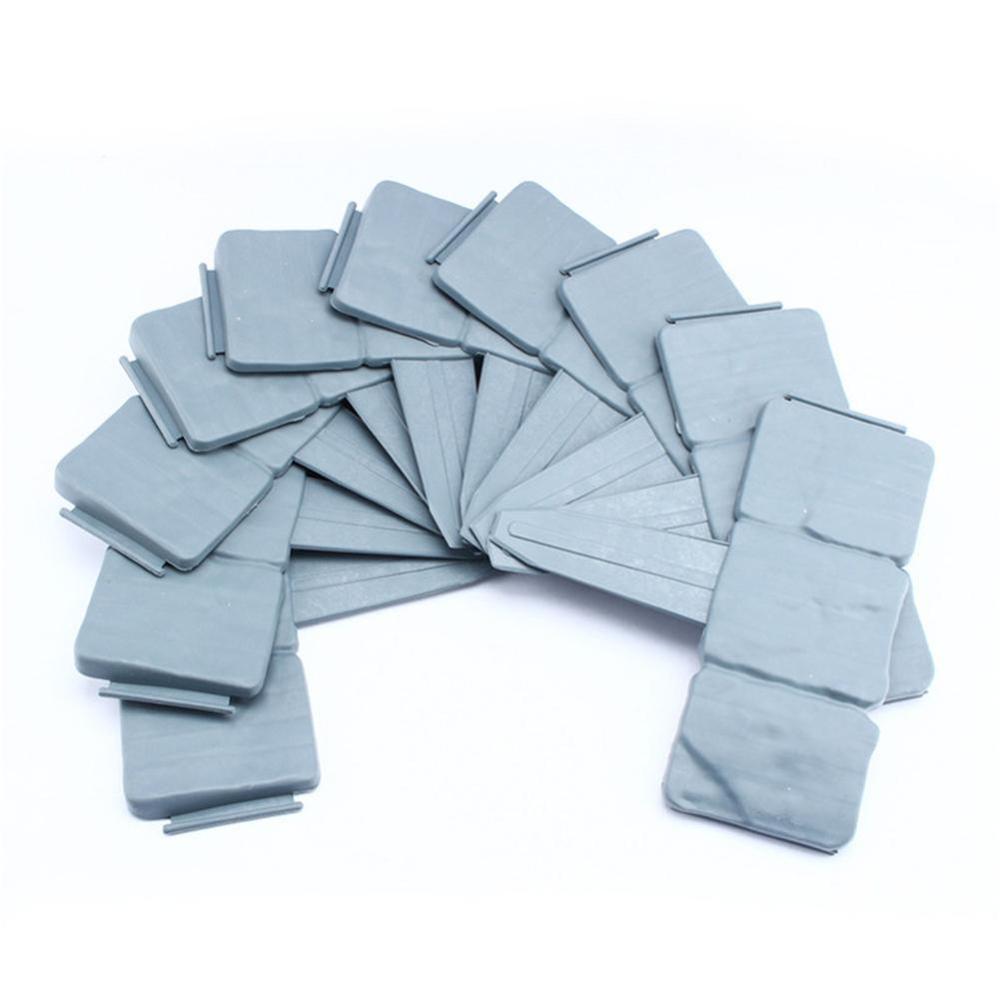 cheapest Plastic Making DIY Paving Mould Home Garden Floor Road Concrete Molds Stone Brick Path Mold Buildings Accessories 42x25x5cm